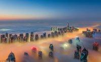 Туманный Дубай. Невероятные фото