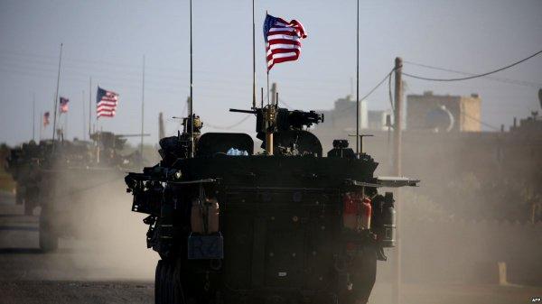Миротворческий контингент США останется в Сирии.