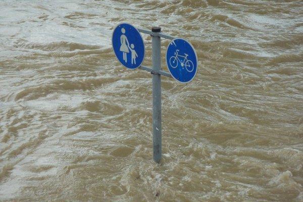В 2017 году, говорят эксперты, из-за приливов случилось 44 наводнения, классифицированных как слабые, умеренные и сильные