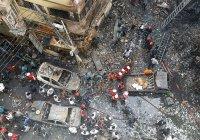 Число жертв пожара в Бангладеш достигло 110