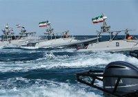 Иран начал масштабные учения в Ормузском проливе