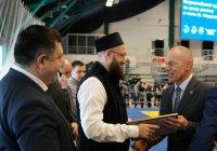 Муфтий Татарстана стал обладателем чёрного пояса по джиу-джитсу
