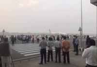 Вооруженный мужчина захватил самолёт в Бангладеш
