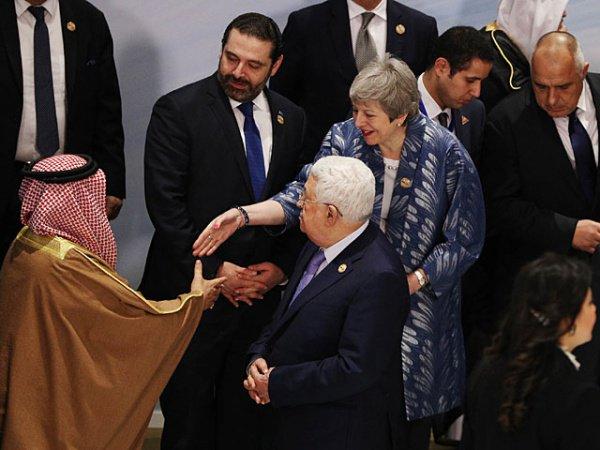 Европейские и арабские лидеры обсуждают актуальнейшие международные проблемы.