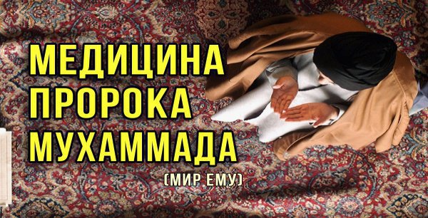 Все, что вы еще не знали о медицине Пророка Мухаммада (мир ему)