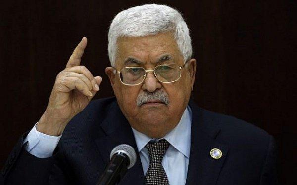 Махмуд Аббас призвал европейские страны признать независимость Палестины.