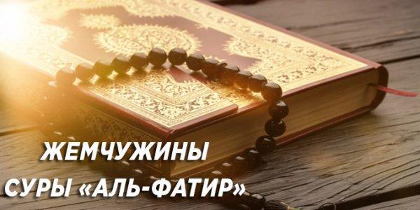 """Избранные Аллахом... О каких людях говорится в суре """"аль-Фатир""""?"""