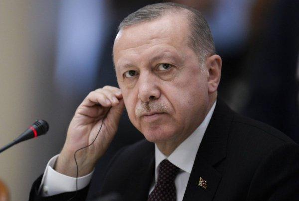 Эрдоган раскритиковал власти Египта.