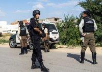 В Тунисе нашли лагерь террористов
