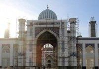 9 рабочих пострадали при строительстве мечети в Душанбе