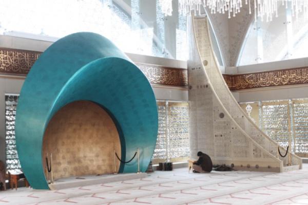 Первая в мире мечеть, дизайн которой был разработан женщиной