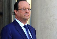 Франсуа Олланд посетил Иракский Курдистан