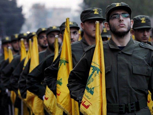 """Лондон намерен запретить движение """"Хезболла""""."""