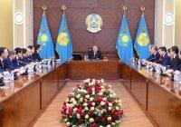 В Казахстане представили новое правительство