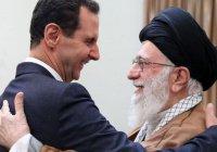 Башар Асад и Али Хаменеи встретились в Тегеране