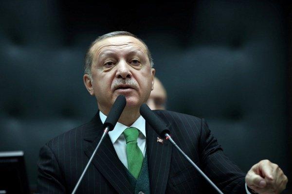 Президент Турции обвинил европейских лидеров в неискренности.