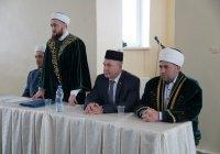 Муфтий Татарстана посетил мухтасибат Арского района