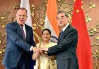 Главы МИД России и Индии договорились о борьбе с терроризмом