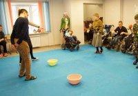 «Центр для особенных детей и их родителей «Хаят» отметил юбилей
