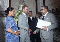 Британский принц Гарри посетил Марокко