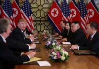 Дональд Трамп и Ким Чен Ын ни о чем не договорились