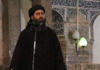 СМИ: главарь ИГИЛ передвигается при поддержке США