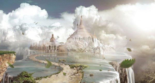 Таким людям в Раю будет дарован дворец