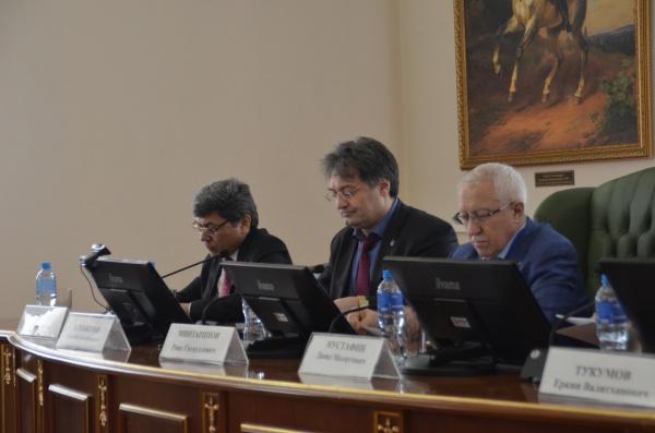 Открытие АНО «Институт исследований Центральной Азии»