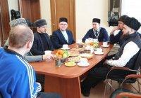 Муфтий РТ посетил Менделеевскую исправительную колонию