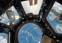 На МКС впервые испытали космический огнетушитель (ФОТО)