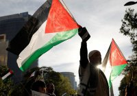 Чавушоглу и Корбин о ситуации в Палестине