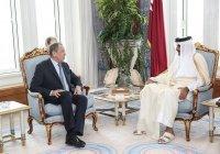 Сергей Лавров встретился с эмиром Катара