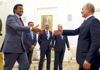 Владимир Путин посетит Катар