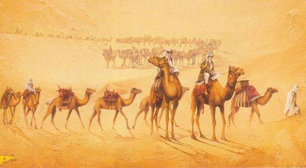 Сподвижники Пророка Мухаммада (мир ему)