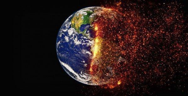 Американские климатологи сравнили ситуацию на Земле с известным опытом