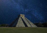 Найдена пещера с древними артефактами майя