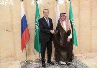 Сергей Лавров завершил визит в Саудовскую Аравию