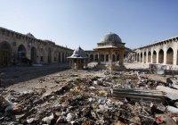 Искусственный интеллект восстановит памятники Алеппо
