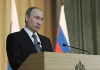Владимир Путин назвал сложной обстановку на Ближнем Востоке