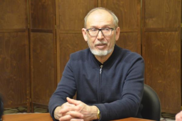 Очередное заседание Дискуссионного клуба состоялось в Галиевской мечети