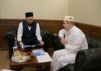 Муфтий РТ принял главного имама Соборной мечети Сызрани
