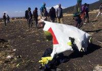Граждане 35 стран погибли в результате крушения самолета в Эфиопии