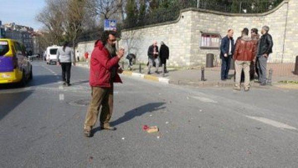 В Турции взорвали пакет со сладостями, приняв его за бомбу (Фото)