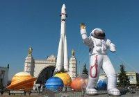 Селфи отправят в космос