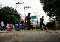 В Таиланде прогремело сразу 15 взрывов