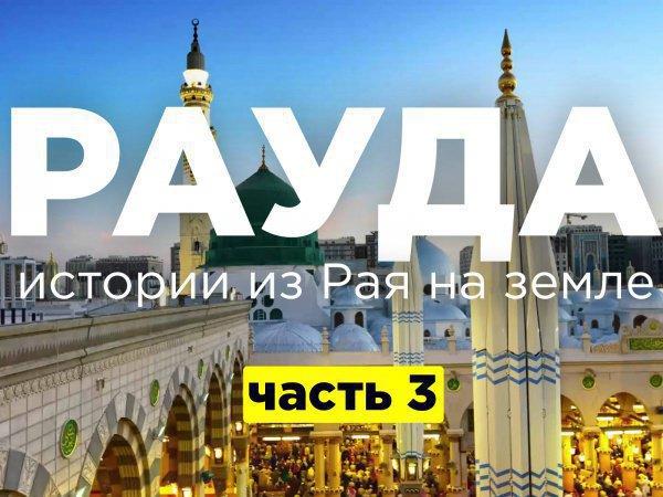 Истории из Рая на земле: Ибн Батутта и пальмовый сундук Пророка