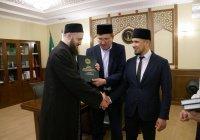 ДУМ РТ посетили представители муфтията Башкортостана