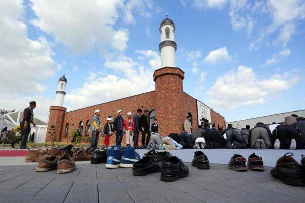 Мечетям Дании запретят иностранное финансирование.