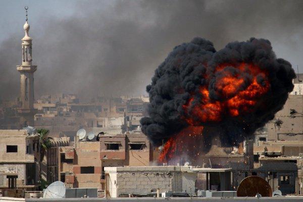 Войны нанесли практически непоправимый ущерб арабскому миру.
