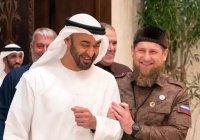 Кадыров поздравил наследного принца Абу-Даби с днем рождения